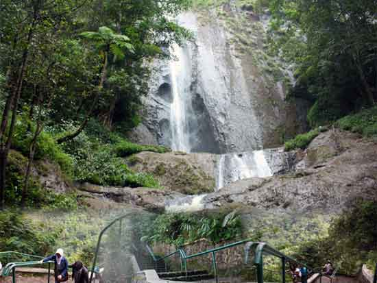 air terjun dolo sinar tour travel